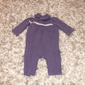 Ralph Lauren Cotton Ribbed Coverall Baby size 6M